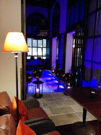 Hotel L'Orologio : Hotel bar area