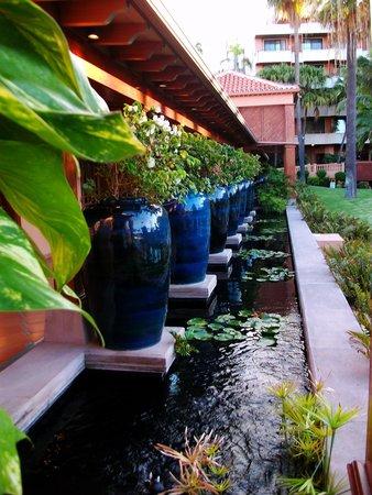 Hotel Botánico & The Oriental Spa Garden: Camino al spa