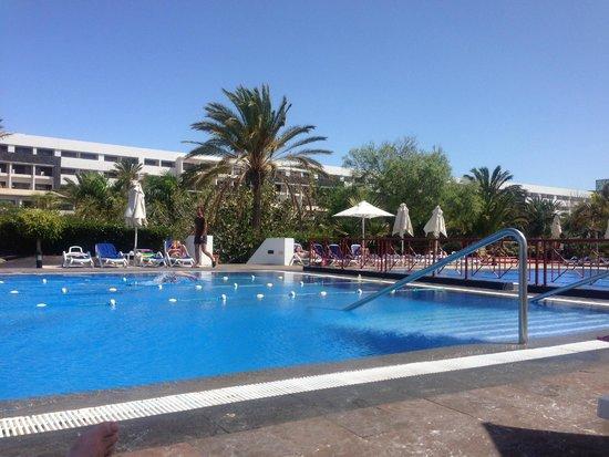 Hotel Costa Calero: Pool Area