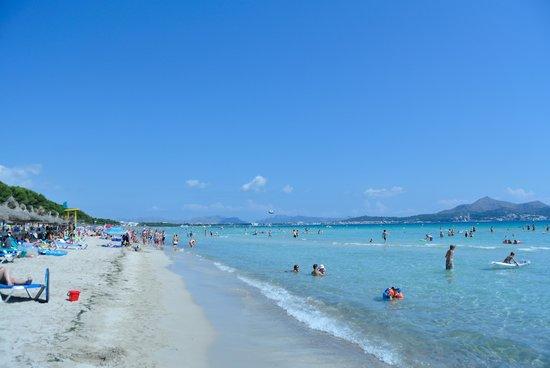 Prinsotel La Dorada: Great beach