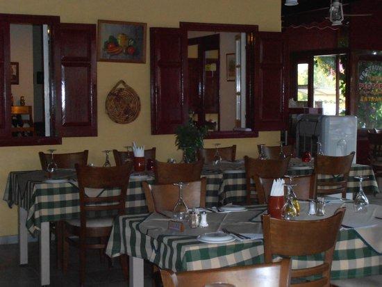 Nama Tavern Restaurant : Internal view