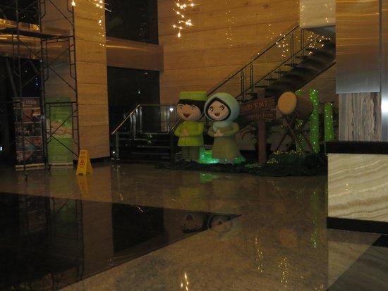 FM7 Resort Hotel Jakarta: Lobby