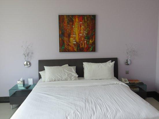 FM7 Resort Hotel Jakarta: Great bed