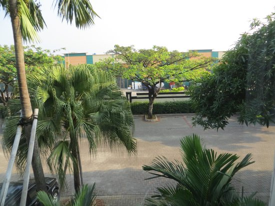 FM7 Resort Hotel Jakarta: View from my window