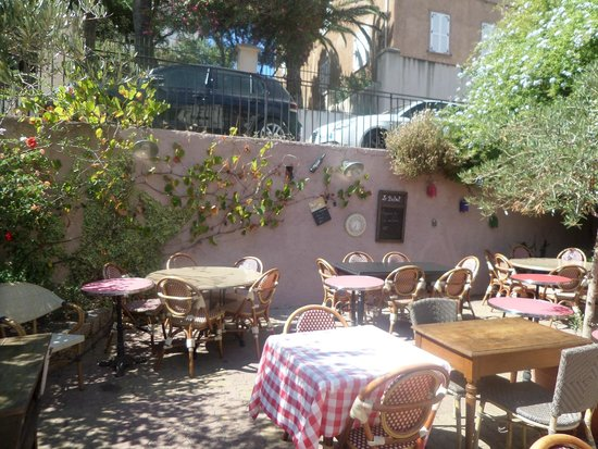 A Piazzetta: Terrasse