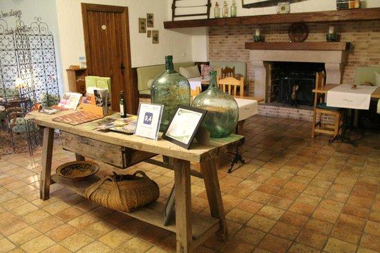 Casa Bons Aires: Comedor