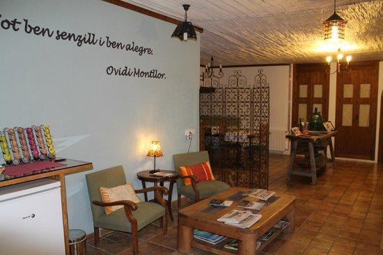 Casa Bons Aires: Comedor de la Casa