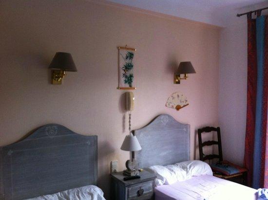 Le Costabonne : la chambre