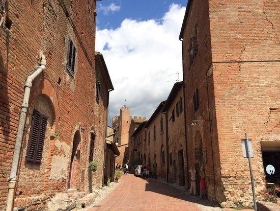 Certaldo: Vicoletti