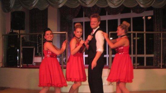 Grand Hotel Scarborough : Great Entertainment