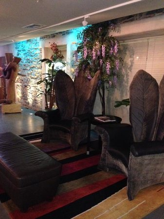 Lancaster Arts Hotel: Beautiful Lobby
