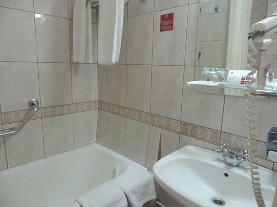 AZIMUT Hotel Saint Petersburg : Ванная комната