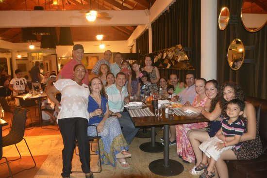 Paradisus Punta Cana: Naos Restaurant
