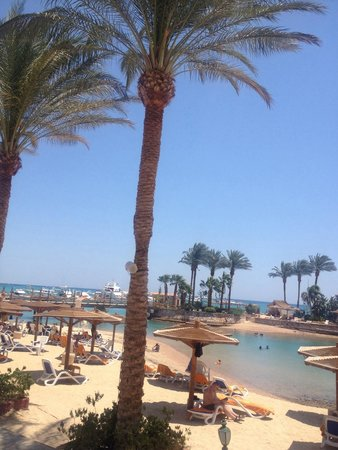Hurghada Marriott Beach Resort : Beach