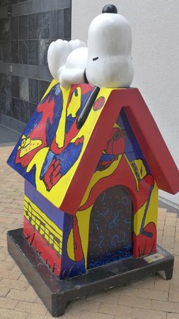Charles M. Schulz Museum: Snoopy