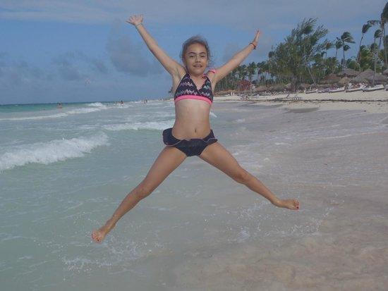 Paradisus Punta Cana: Hermosas Playas  , mis hijas lo disfrutaron mucho