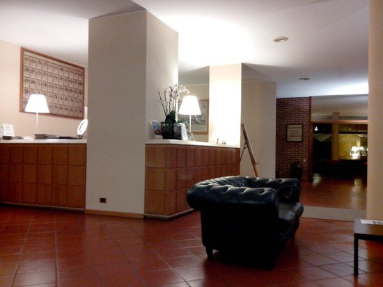 Hotel Dei Duchi: reception hotel