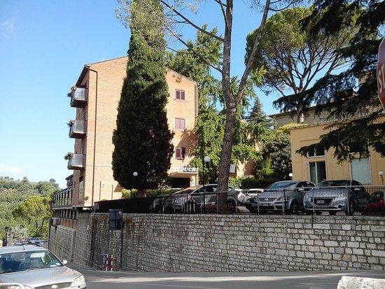 Hotel Dei Duchi: Hotel