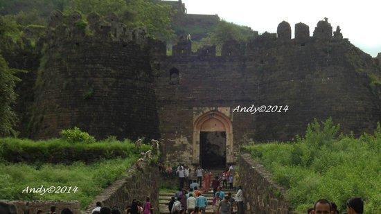 Daulatabad Fort : View 6