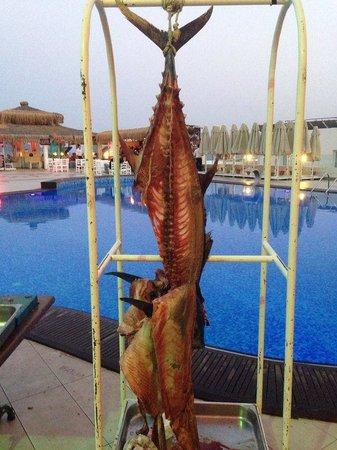 Royal Arena Resort & Spa: Dinner !