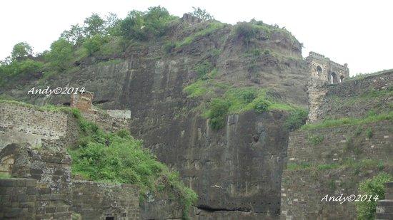 Daulatabad Fort : View 7
