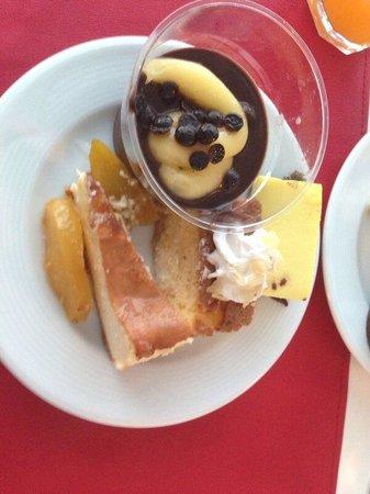 Royal Arena Resort & Spa : Desserts