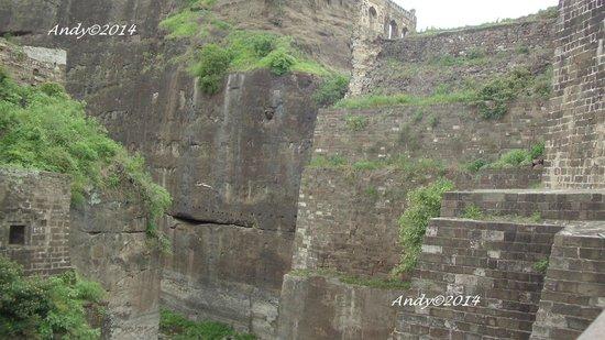 Daulatabad Fort : View 4