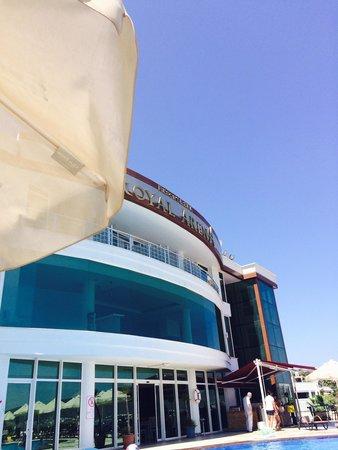 Royal Arena Resort & Spa : Royal arena