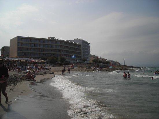 Hotel Son Baulo: la spiaggia