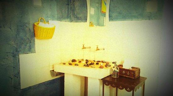Saveurs des Iles : WC