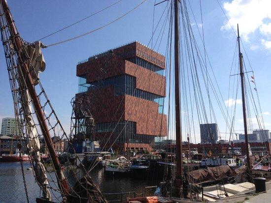 MAS - Museum aan de Stroom: Le M.A.S. à Anvers