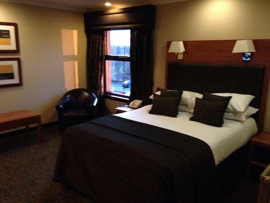 Best Western Garfield House Hotel: Double room
