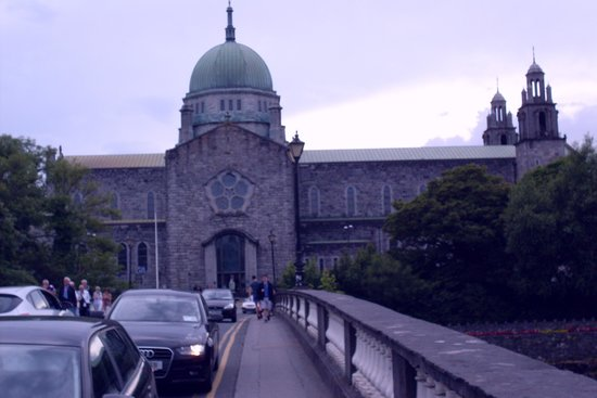 Galway Cathedral : Capitol dome or cathedral?