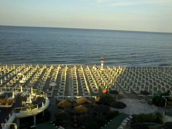 Hotel Benini: Panorama dalla camera
