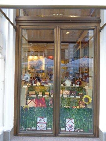 Café Sacher Wien: dove tutto fu creato