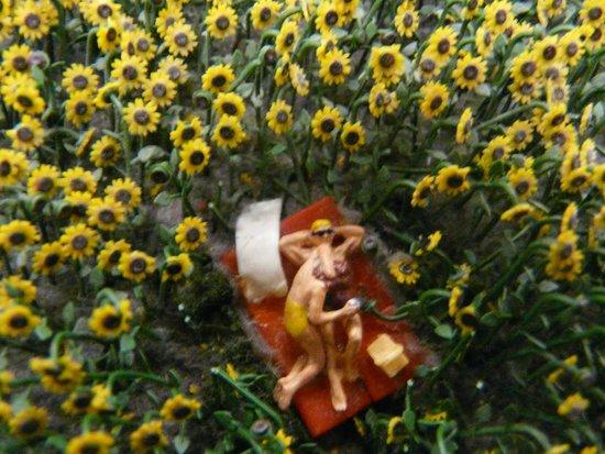 Miniatur Wunderland : Oh-ha! Bis ins Detail.