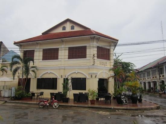 La Java Bleue: L'hotel