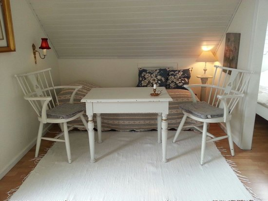 Barrit, Denmark: Room number 2, with roof-terrace...