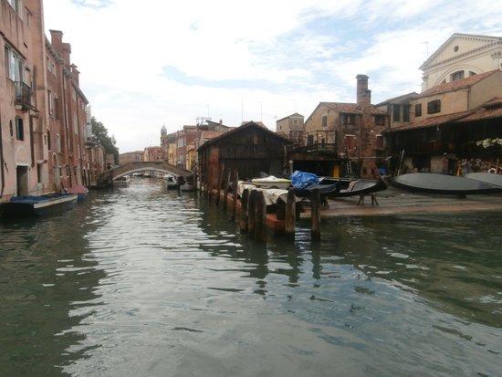 Grand Canal: Scorcio S.Trovaso