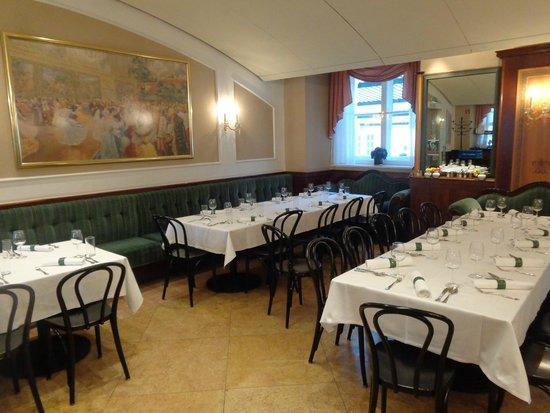 Café Restaurant Residenz: davvero bello