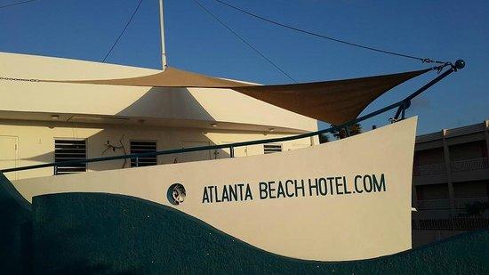 Atlanta Beach Hotel: Make your own