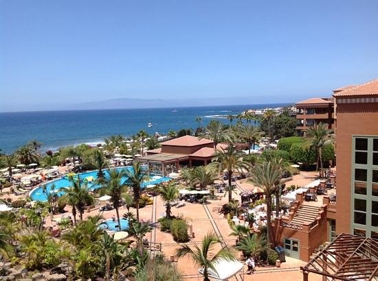 H10 Costa Adeje Palace: very very good vu du balcon����