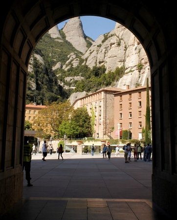 Montserrat Monastery : Monastery