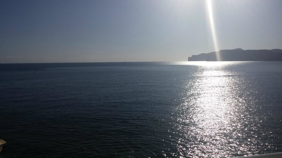 SENTIDO Punta del Mar: Vistas desde el hotel