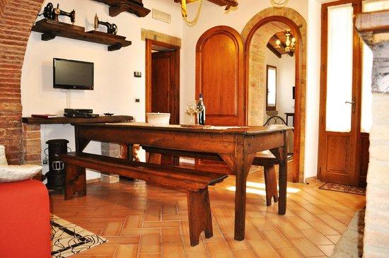 La Casina Toscana : Il soggiorno