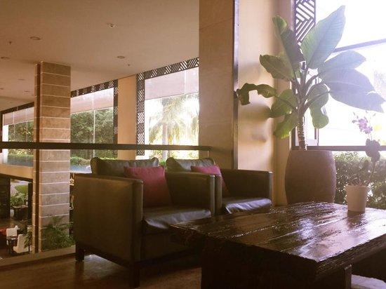 Anantara Mui Ne Resort : checking in