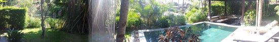 Anantara Mui Ne Resort : outside view from the 2nd villa we stayed at