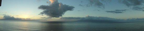 Maui Kai: view from lanai
