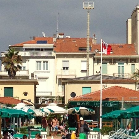 Beach club bliss! - Review of Bagno Irene, Viareggio, Italy ...