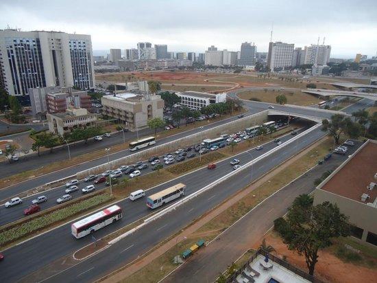 Comfort Suites Brasília : Vista do quarto